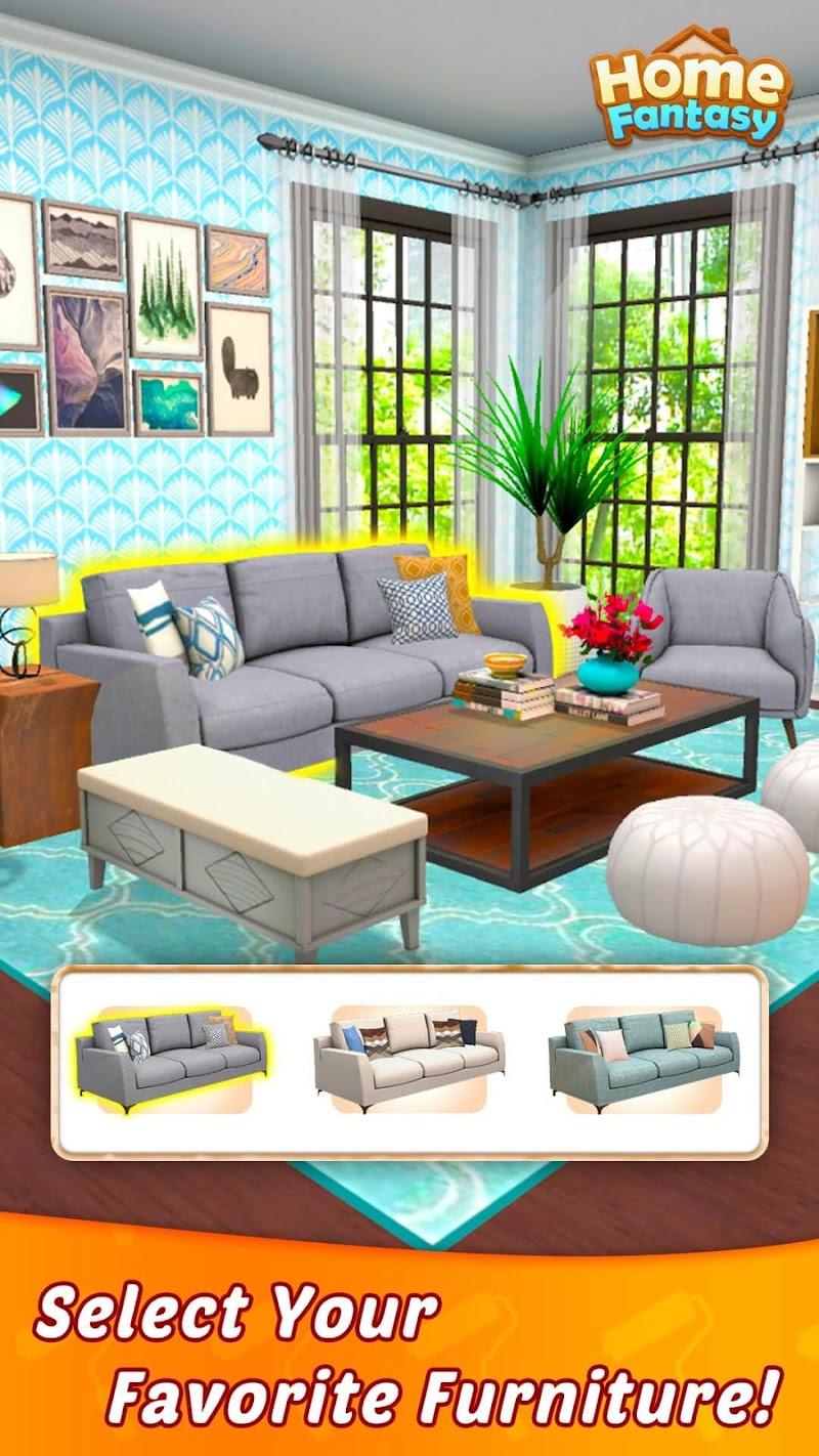Home Fantasy Dream Home Design Game Apk Cracked Free