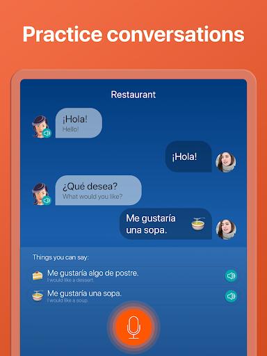 Learn 33 Languages Free - Mondly screenshot 20