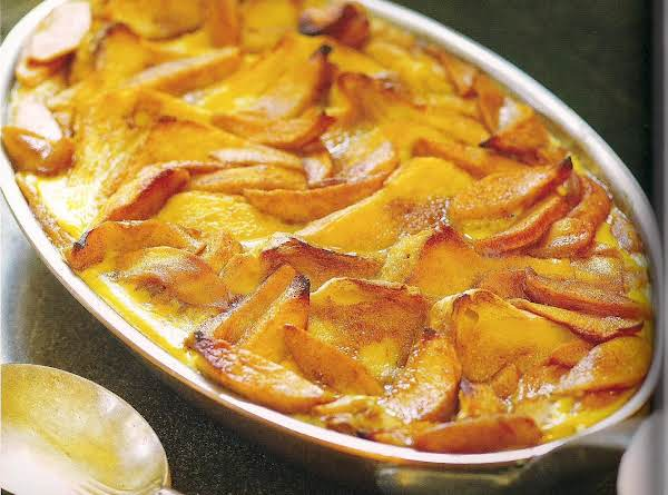 Baked Cinnamon Apple French Toast(tnt)