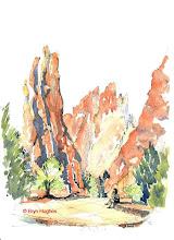 Photo: 3 Graces Garden of the Gods Colorado Springs