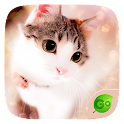 Lovely Cat Keyboard Theme icon