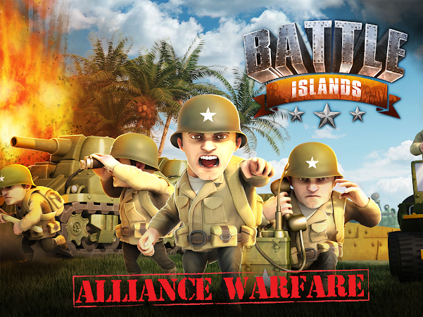 Battle Islands v2.6 [Mod Money]