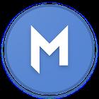 Maki: Facebook, Twitter et plus dans 1 application icon