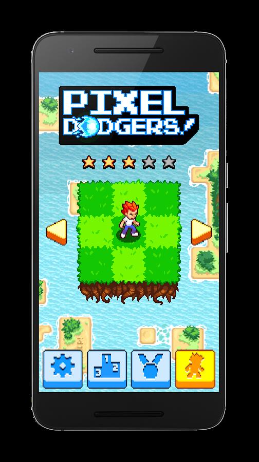 Pixel Dodgers v1.01 (Mod Money)