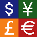 Currency Converter & Exchange Rates icon