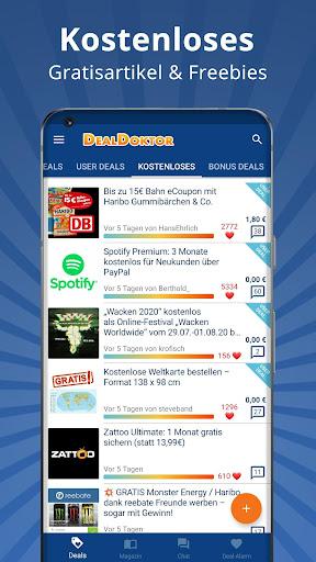 DealDoktor » Schnäppchen, Kostenloses, Gutscheine 5.5.5 screenshots 2