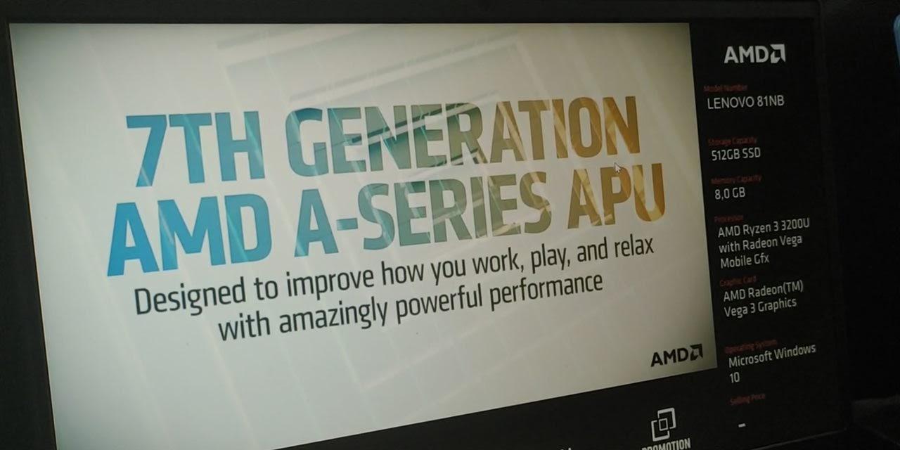 Review Lenovo Ideapad S340 Ryzen 3 - design