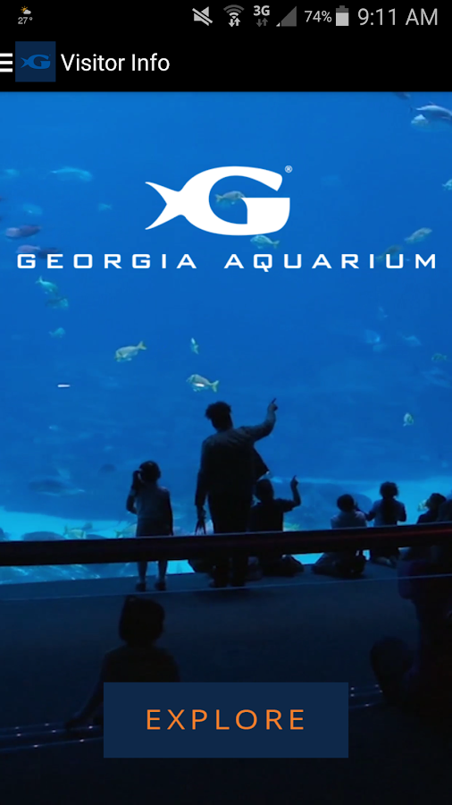 The Georgia Aquarium Android Apps On Google Play