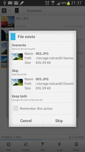 Solid Explorer Classic screenshot 6