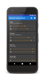 Bluetooth Volume Control- screenshot thumbnail