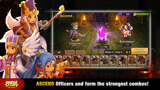 Mod Game Kingdom Story: Brave Legion for Android