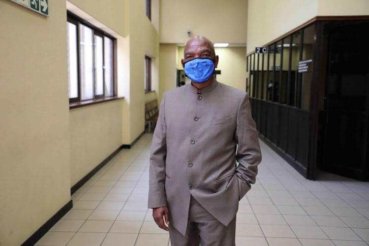 Former crime intelligence boss Richard Mdluli. File photo.