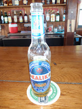 Photo: Kalik- official beer of the Bahamas
