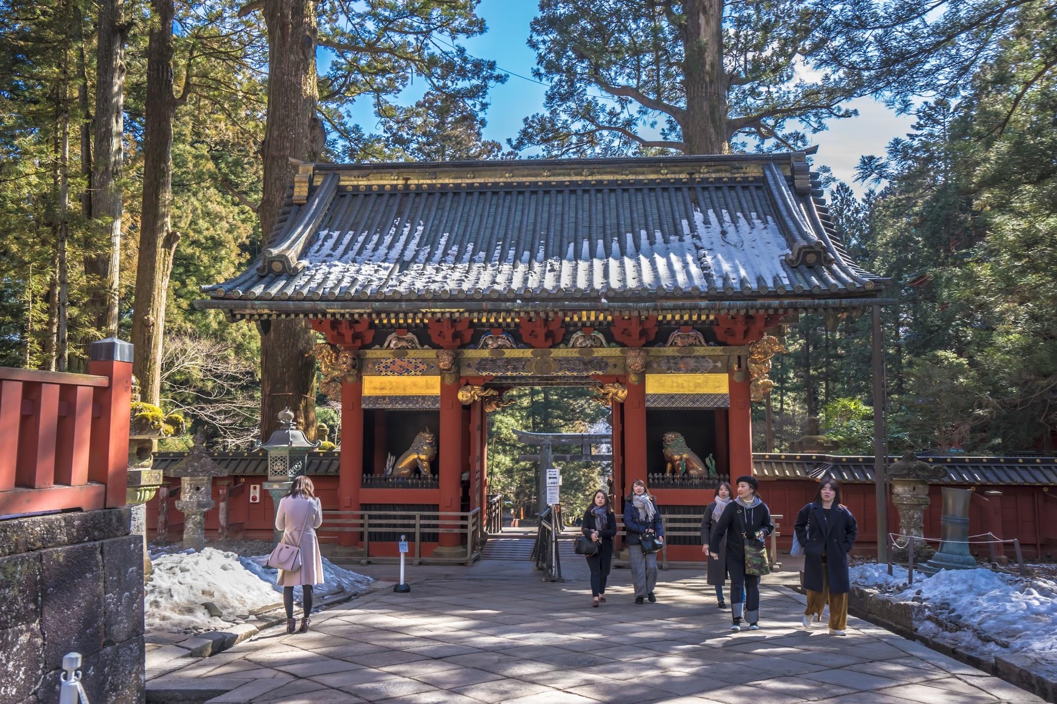 Nikko Toshogu Shrine5