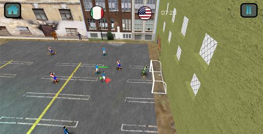 Street Player Soccer  screenshots 2