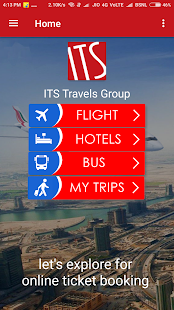 ITS Travels Group - náhled
