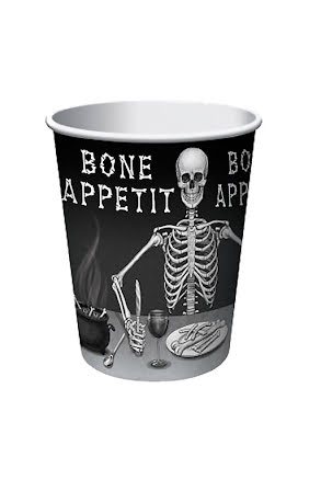 Mugg, bone appetit 8st