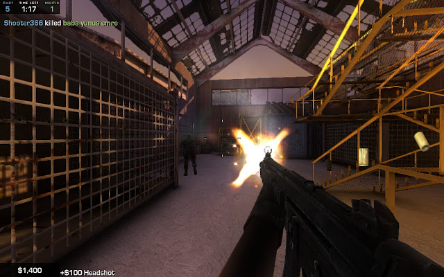 משחק יריות בגוף ראשון - Begone