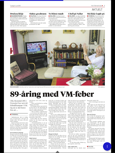 Vest-Telemark blad eAvis