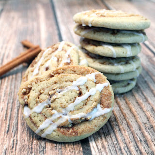 Cinnamon Crunch Cookies