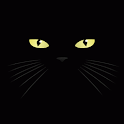 Dark Cat Lick LWP icon