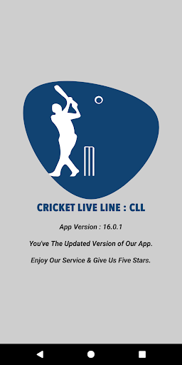 Cricket Live Line : CLL (Fastest App in The World) screenshot 2