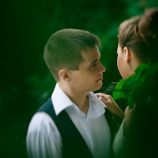 Bryllupsfotograf Evgeniy Zagurskiy (NFox). Foto fra 21.06.2015