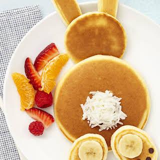 3-Ingredient Banana Pancakes.
