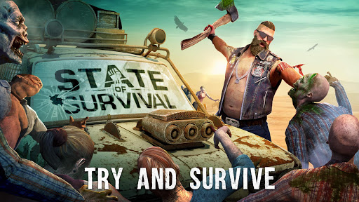 State of Survival: Survive the Zombie Apocalypse Screen Shot