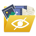 Hide file & Unhide gallery icon