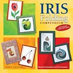 "Photo: Iris Folding Compendium 1 Gaasenbeek & Beauveser Forte Publishers (October 31, 2003) Paperback 96 pages ISBN 9058772780 ""festive iris folding"", ""iris folding for Christmas"" and ""colourful iris folding"""