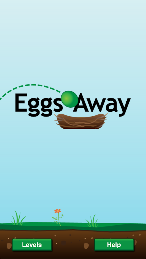 Eggs Away Free- screenshot