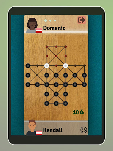 Fox and Geese - Online Board Game apkdebit screenshots 9