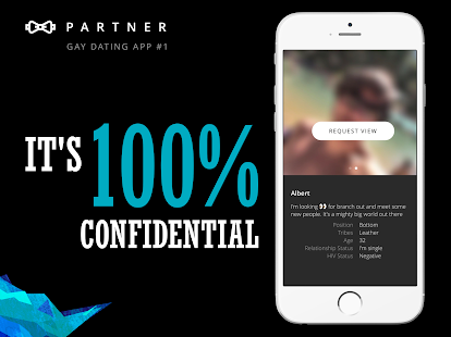 Partner: gay dating app & chat online for hot guys- screenshot thumbnail