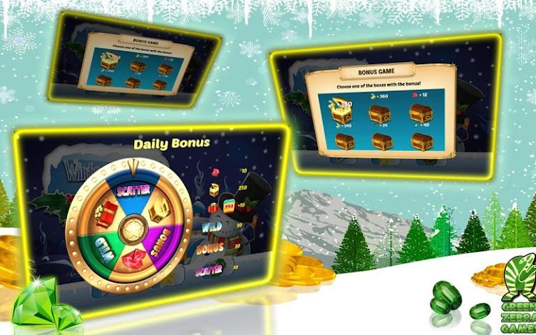 android Winter Wonderland Slots Screenshot 10