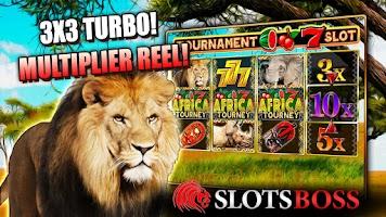 Screenshot of Slots Boss: Tournament Slots