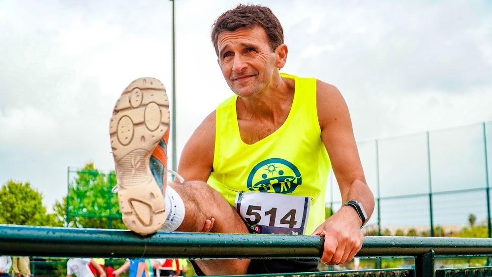 Pre Marathon Stretching