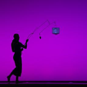La lampada   (a teatro) by Mariateresa Toledo - News & Events Entertainment