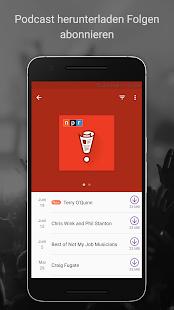 Podcast Radio Musik- Castbox Screenshot