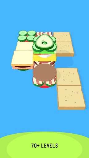 Sandwich Sort android2mod screenshots 2