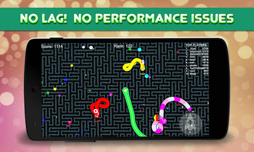 Crawl Worms: Slither Snake io Games 2.3 screenshots 2
