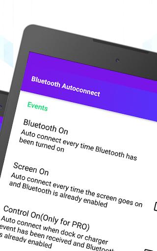 Bluetooth Auto Connect screenshot 10