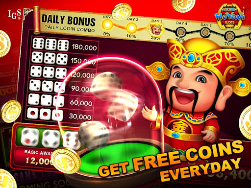 Golden HoYeah Slots - Real Casino Slots screenshot 11