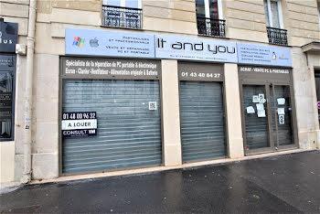 locaux professionels à Paris 12ème (75)