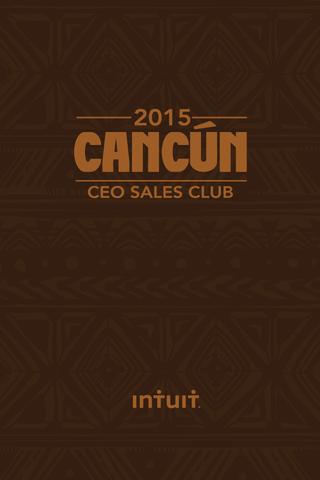 Intuit CEO Sales Club 2015