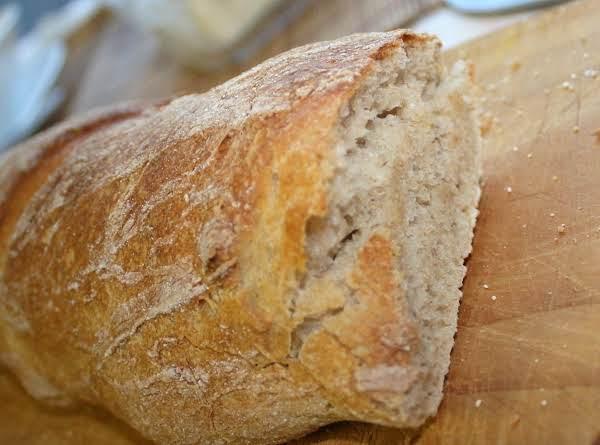 Master Recipe # 1    Easy Artisan Dough