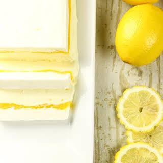 Lemon Semifreddo.