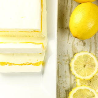 Lemon Semifreddo.