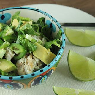 Jalapeño Lime Tuna Salad.