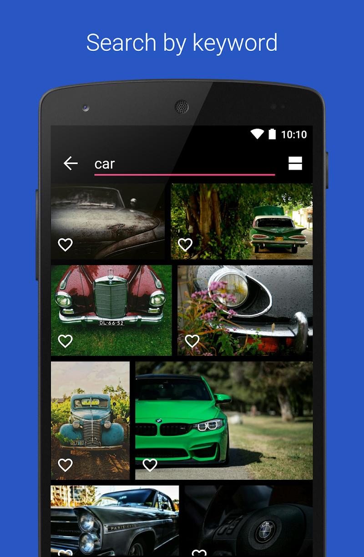 WallRey - Free 10000+ Elegant HD 4K wallpapers Screenshot 4